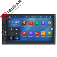 "7 ""2 Din 1024*600 6.0.1 Android Toque PC Del Coche Universal DVD Del Coche Para Nissan/Hyundai Radio de Navegación GPS Stereo Player (Sin DVD)"