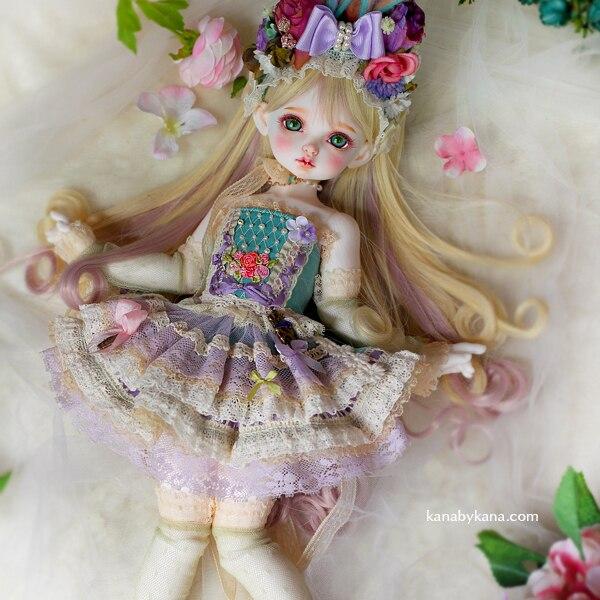 1/4 RL Lint BJD Pop bjd heigh kwaliteit resign bal jiont poppen speelgoed sd model voor meisje collectie speelgoed gift-in Poppen van Speelgoed & Hobbies op  Groep 1