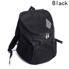 Out Of Portable Pet Dog Backpack Shoulder Bag Supplies Pet Breathable Bag Pet Products Bags Oxford Clothes(China)
