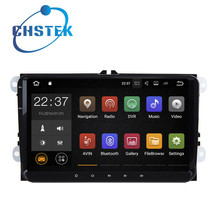 9″ 2 din android 7.1 car dvd radio multimedia player for vw passat b5 b6 golf 4 5 tiguan polo skoda octavia rapid