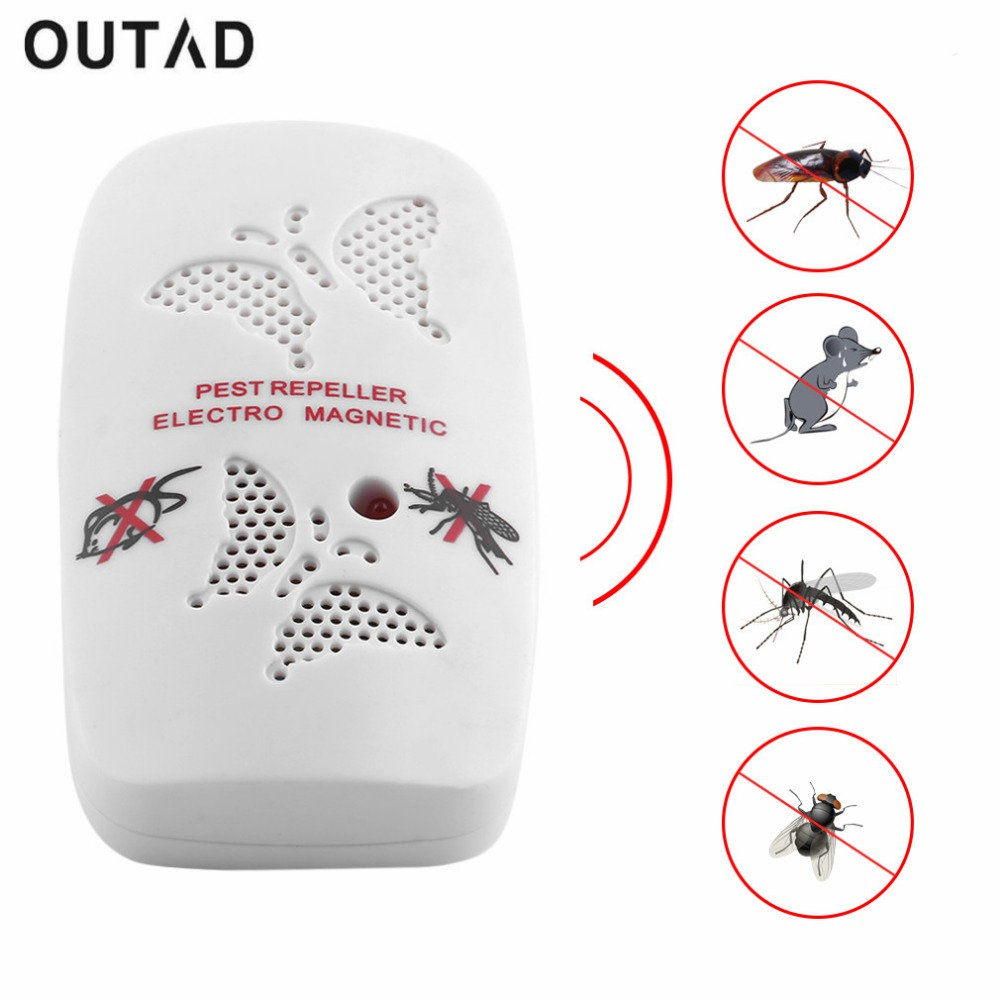 220v Socket Electric Mini Mosquito Lamp Led Repeller Circuitboardinsectkillerjpg Outda Electronic Ultrasonic Rat Mouse Repellent Indoor Anti Insect Pest Killer Pink Us Eu