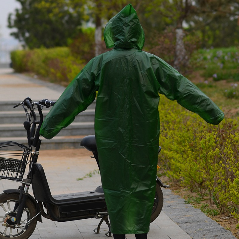 Hot Sale Women Man Rain Coat Raincoats Waterproof Rain Cover Rain Gear Hooded Ponchos Bicycle Rainwear Motorcycle Raincoat