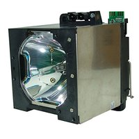 GT-60LP para NEC GT60LP GT5000 GT6000 GT6000R Lâmpada do projetor Lâmpada com habitação