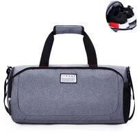 Sports Bag Big Capacity Gym Bags Sport Woman Men Waterproof Multi function Hiking Fitness Travel Shoes Bag HandBag Sac De Sport