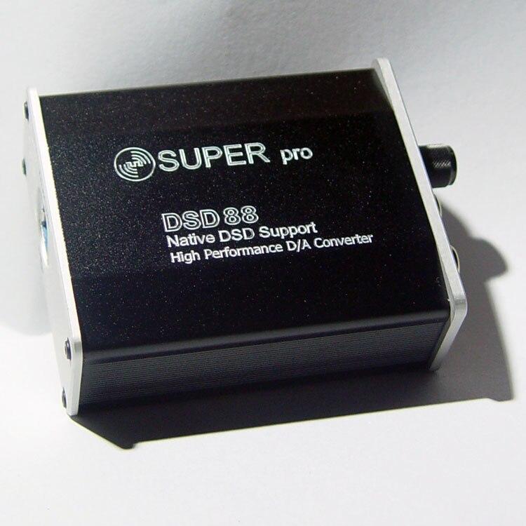 Music hall Latest Mini Asynchronous DAC D/A Converter Audio Decoder HiFi USB Sound Card DSD256/PCM192K Amplifier hifi pcm2706 cs4270 usb audio digital interface dac decoder converter sound card