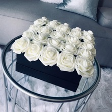 Bride Bouquet Scrapbooking Rose-Flowers Wedding-Decorations Artificial Pe-Foam 10/20-Heads