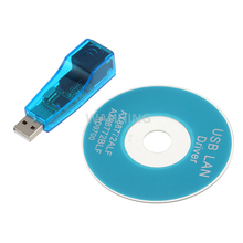 USB 2.0 to RJ45 Lan Network Ethernet Adapter Card Connector For Android Tablet pc Laptop For Win 7 8 XP 100Mbps HY1208