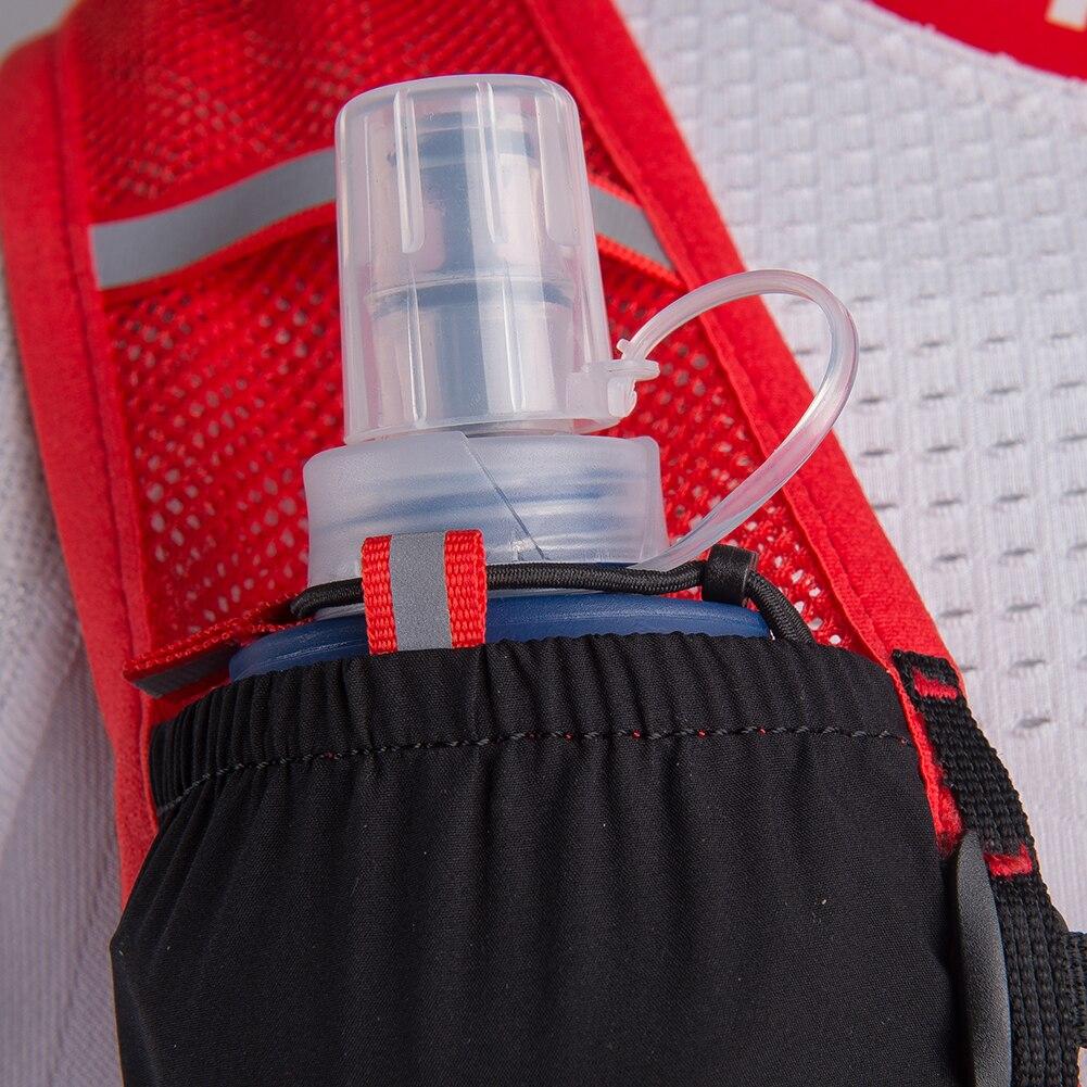 AONIJIE C933 kit d'hydratation Sac À Dos Sac À Dos Sac Gilet Harnais D'eau de La Vessie Randonnée Camping Courir Marathon Course Escalade 5L - 5