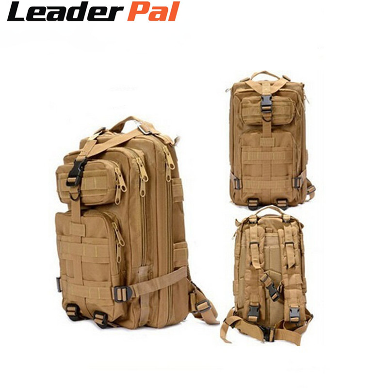 20L for Hike Trek Camouflage Tactics Bag Backpack Waterproof 3P Military Backpack Nylon Travel Army Bagpack Rucksack