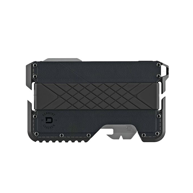 Metal Clip EDC Wallet Tactical Multi-function Wallet Card Package Army Fans Equipment outdoor knife Bottle Opener hand tool set