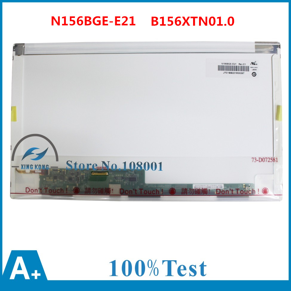 ФОТО Matrix Laptop LCD screen replacement For ACER V3-551G N156BGE-E21 REV.C1 B156XTN01.0 LP156WH4 TPA1 15.6 inch LED 30PIN 1366*768