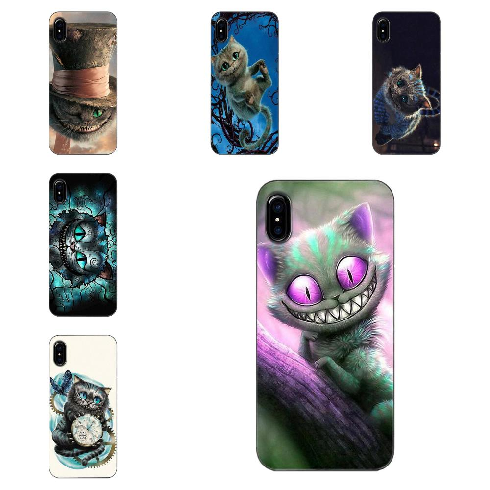 Tpwxnx TPU Case Cover For Xiaomi Mi6 <font><b>Mi</b></font> 6 A1 Max Mix 2 5X 6X Redmi Note 5 5A 4X 4A <font><b>A4</b></font> 4 3 Plus Pro Alice In Wonderland image