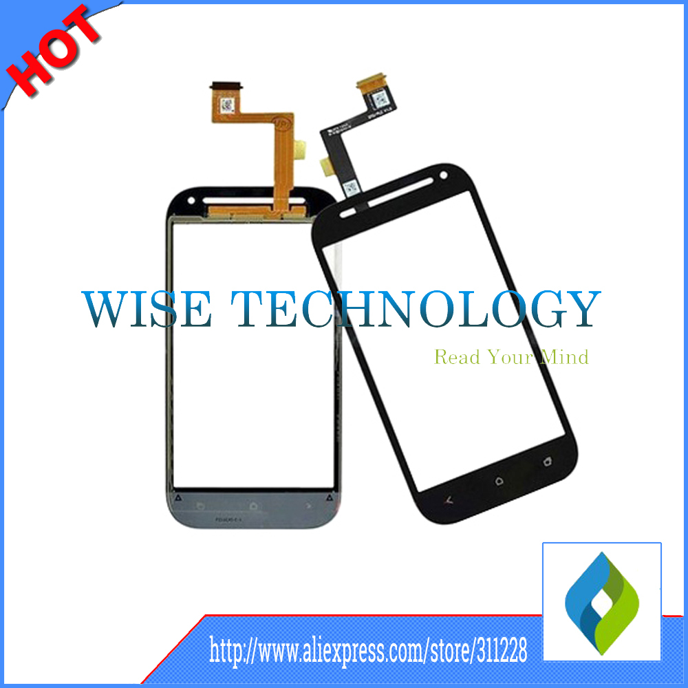 For HTC One SV Digitizer Touch Panel, Touch Screen Digitizer for HTC Desire P T326h black /white mobile phone touch screen