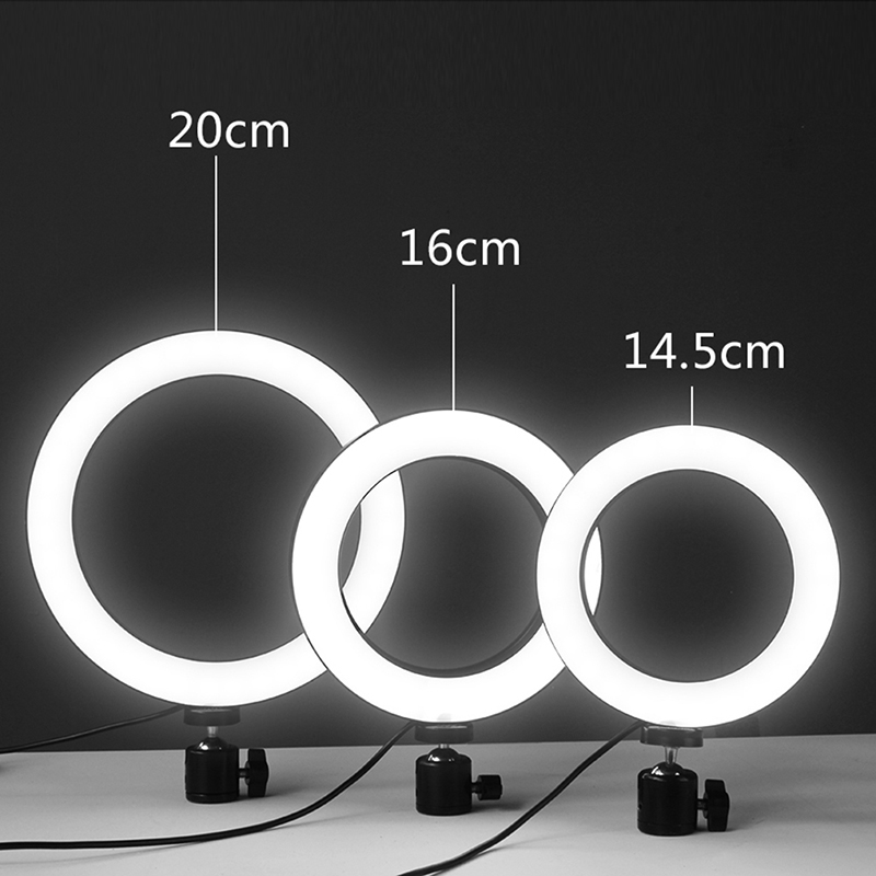 Dimmable LED Studio Camera Ring Light Photo Mobile Phone Video Annular Lamp Tripod Selfie StickDimmable LED Studio Camera Ring Light Photo Mobile Phone Video Annular Lamp Tripod Selfie Stick