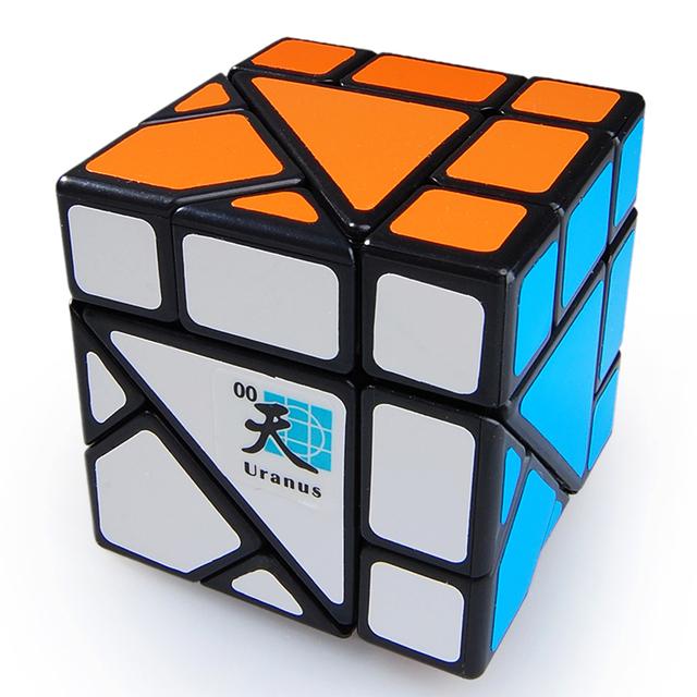 Extraño en forma de Cubo Mágico Dayan Anti Estrés Fortalecimiento Versión Cubo Mágico Iq Cubo Mágico Speed Puzzle Cubos