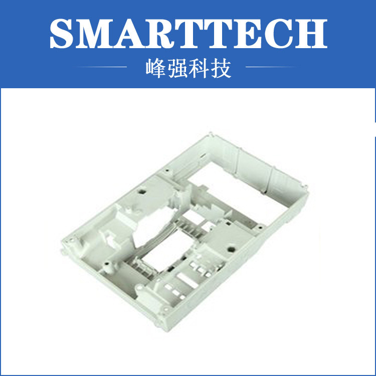 Custom-made plastic parts mold