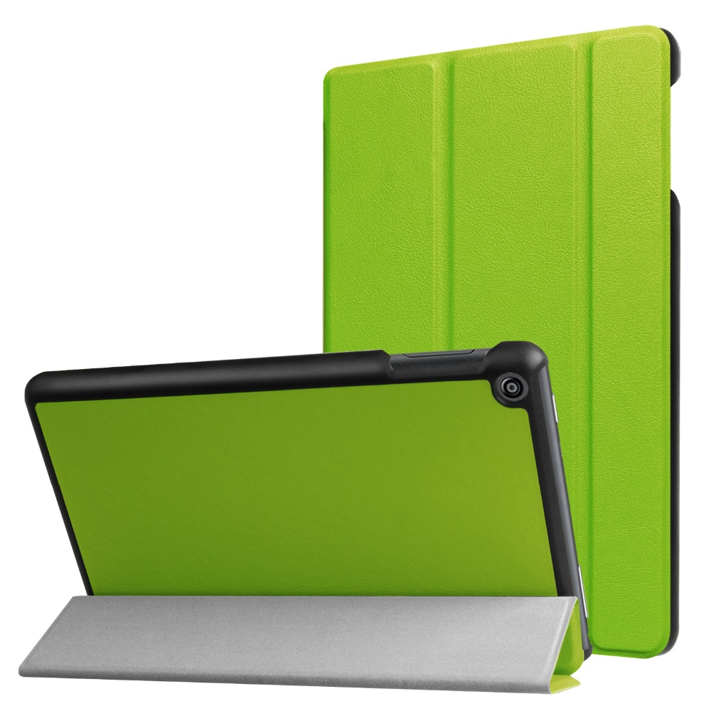 Smart case cover protettiva per amazon kindle fire hd 8 tablet 2017 rilascio intelligente per tutti i nuovi fire hd 7th generation + free regalo