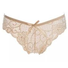 Breathable Seamless Briefs Hollow Women Underwear