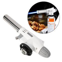 920 ветер полностью Автоматический Электронный Пламя бутановый паяльник горелки запальник горелки для газовой сварки Dls HOmeful qiang