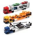 3 шт./лот металл и пластик автомобильного транспорта модель игрушки для детей подарок на день рождения