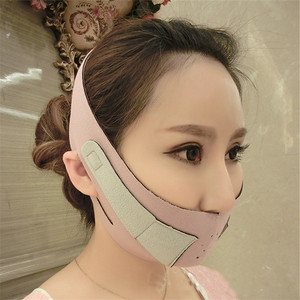 Image 4 - Ultra Thin Smooth Face Slimming Belt Cheek Lift Up Sleeping Anti Wrinkle Sagging Strap V Face Line Belt Chin Slim Mask T226OLE