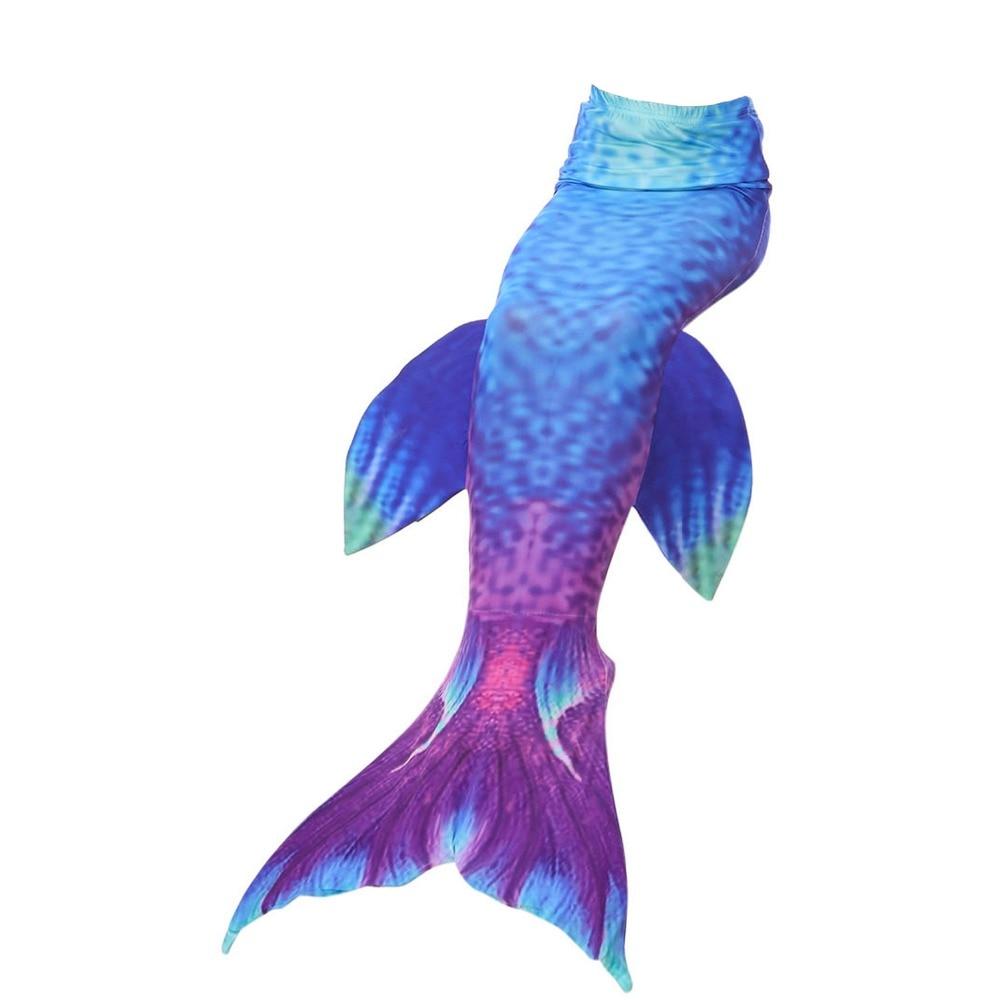 One Piece Kids Cosplay Mermaid Tails Swimwear Girl Mermaid