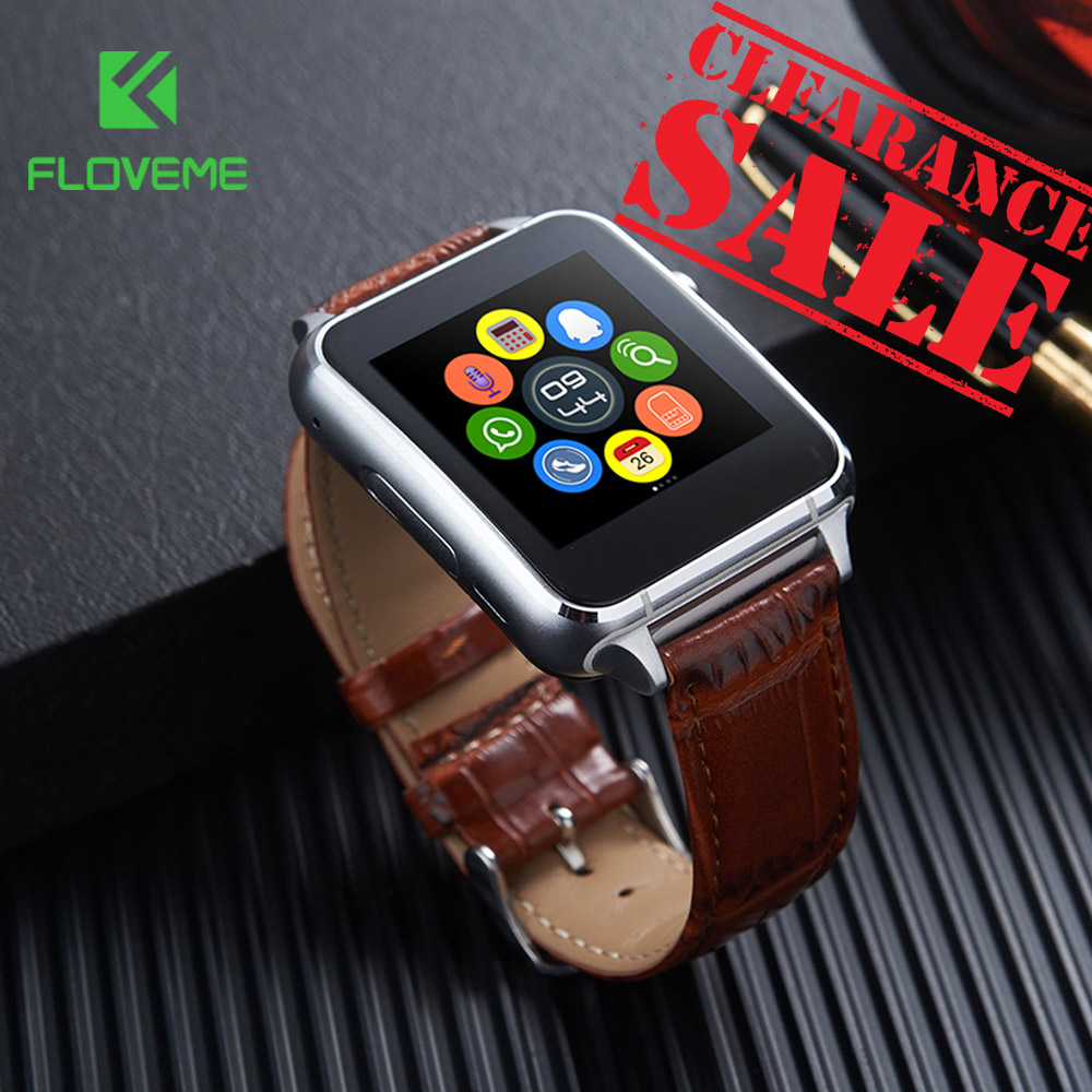 FLOVEME Smart Watch For Xiaomi Huawei SIM Wrist GPS Bluetooth Smartwatch For Android Phone with Camera whatch Wearable Devices floveme q5 bluetooth 4 0 smart watch sync notifier sim card gps smartwatch for apple iphone ios android phone wear watch sport