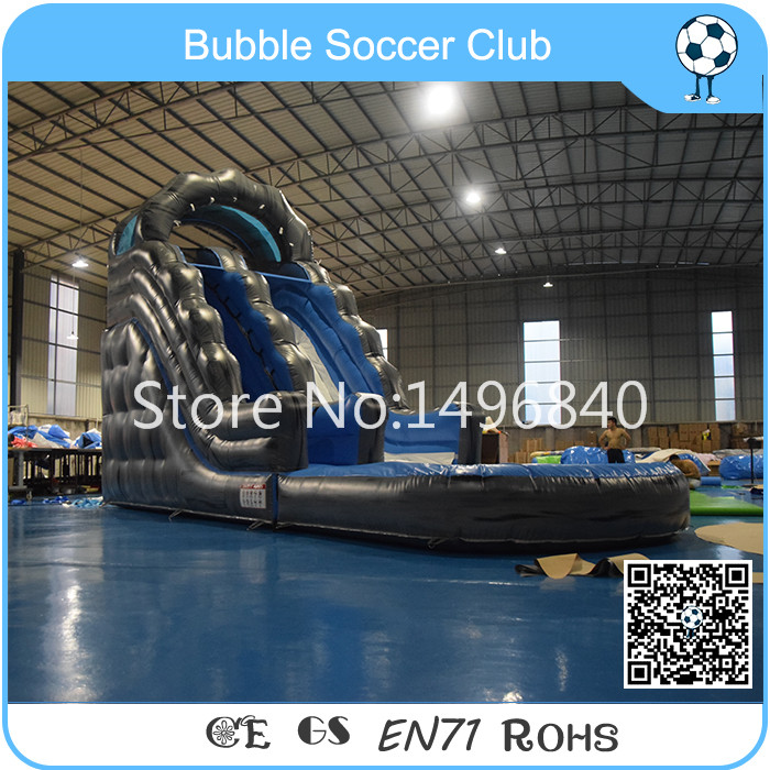 Free Shipping 8Lx3Wx5Hm PVC Interesting Inflatable Slide For Sale /Outdoor Playground Giant Inflatable Water Slide For Kids custom inflatable water park giant inflatable floating slide inflatable aqua slide for kids and adults