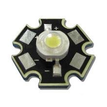 10 шт./лот 20 мм Star База 1 Вт холодный белый 90 ~ 100lm 6000 К ~ 6500 К 3.2 В ~ 3.4 В 300ma светодиодные лампы излучатель