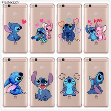 coque telephone huawei stitch
