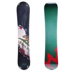 150 см 157 см сноуборд палуба для взрослых Лыжная доска однобортовая доска универсальная пластина зимняя сноуборд палуба