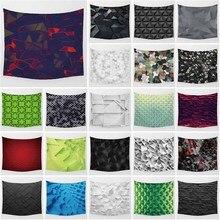 Hot sale fashion many geometric shape wall hanging tapestry home decoration tapiz pared L  200*150cm M 150*130cm