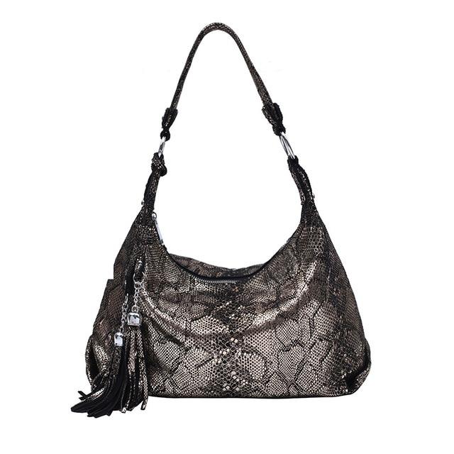 ZROM Genuine Leather Bag...