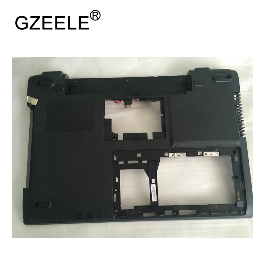 GZEELE New laptop Bottom case Base Cover for ASUS N43 N43SN Laptop Cover MainBoard Bottom Casing lower shell 13GN1S1AP010-1 купить недорого в Москве