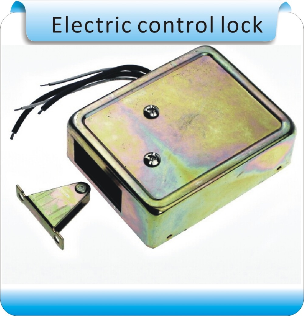 Electronic door lock DC-12V small electric locks /cabinet lock drawer small electric lock rfid access control юбки siempre es viernes юбка