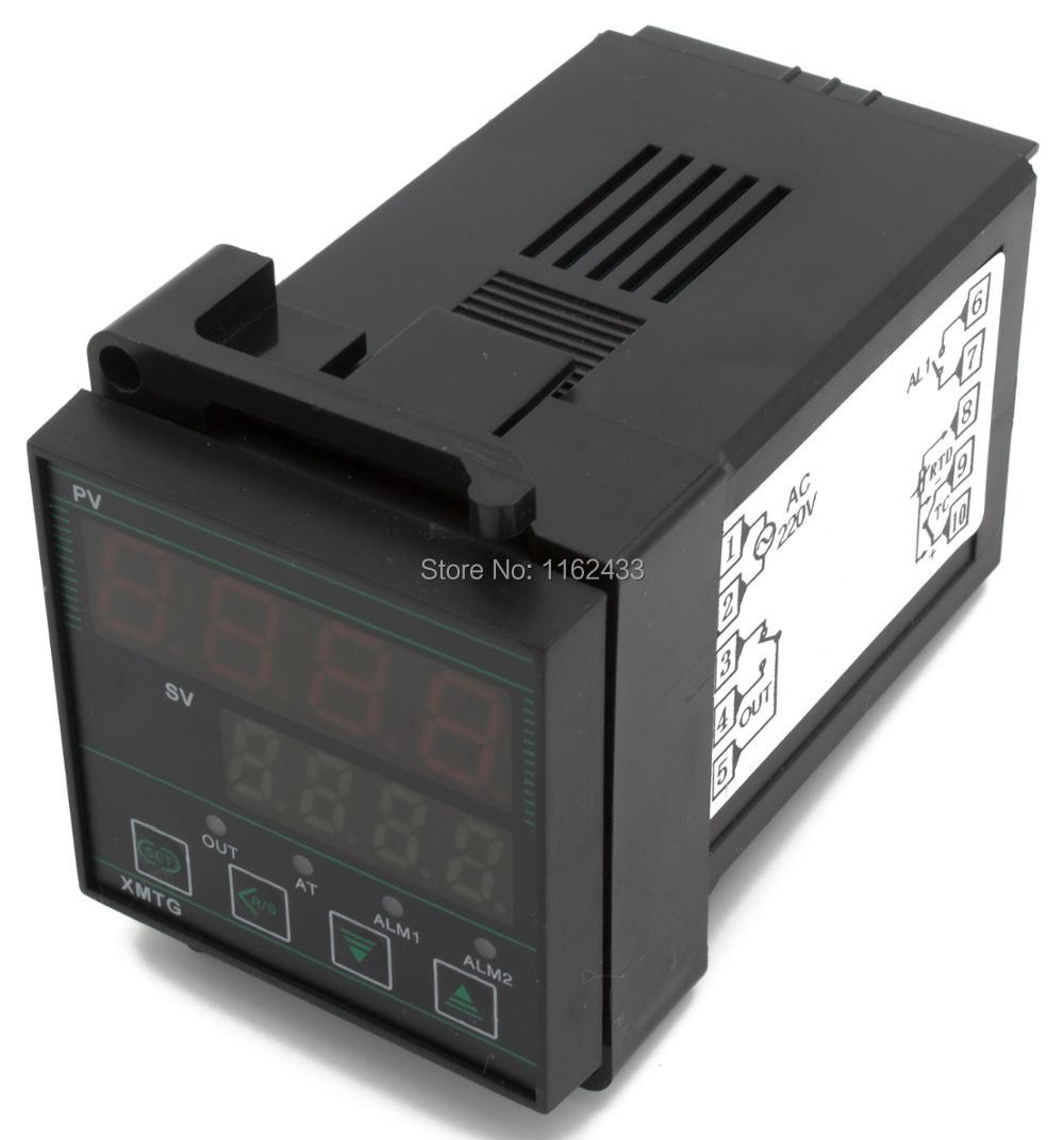 Xmtg 7 Ac 220v Multiple Input Digital Pid Temperature Controller Solid State Relay Vs Scr Ssr 4 20ma Output 9 In Instruments From Tools On