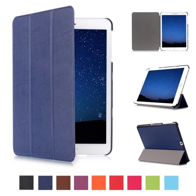 Magnetic Stand pu leather smart Case For Samsung Galaxy Tab S2 9.7 T815 SM-T810 T810 tablet cover with Auto Sleep Wake Up+stylus colorful magnetic pu leather case cover for samsung galaxy tab s2 8 0 sm t710 t715 tablet stand with card holder y4d33d