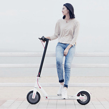 Original Xiaomi Electric Scooter 35 km Folding 2 Wheel Electric  Scooter with E – ABS Kinetic Energy Recovery System NO TAX