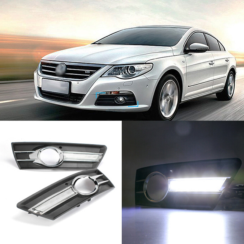 Ownsun New Updated LED Daytime Running Lights DRL With