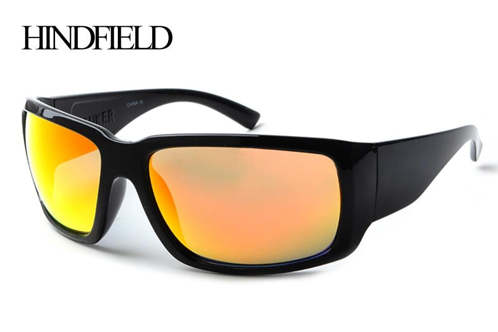 HINDFIELD Hot Sale Kvalitní sluneční brýle Pánské Polarizované UV400 Značka Brýle Sluneční brýle Mužské řidičské Rybaření Golf Gafas De Sol LS11