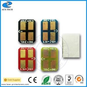 Image 2 - 2K CLP K300A CLP C300A CLP M300A CLP Y300A toner chip For Samsung  CLP 300 CLP 2160 CLP 3160FN CLP 3160N EU EXP version