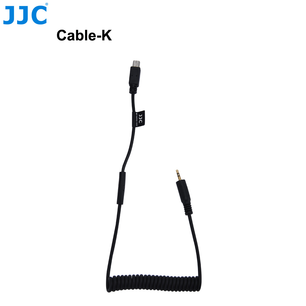 JJC Shutter Release Cable Remote Connecting Cord for