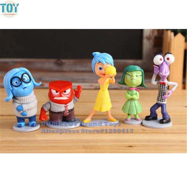 Jos And Toys : Ohmetoy pcs inside out action figure toys joy sadness