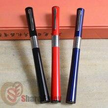LOTS OF 3 JINHAO 15 ELEGANT BLACK BLUE RED ROLLER BALL PEN SET
