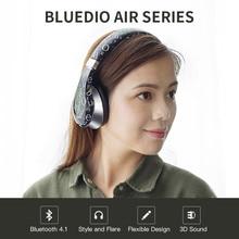 2017 г. Наушники Оригинал Bluedio (air) новая модель bluetooth наушники/Беспроводная гарнитура модные наушники для Mp3