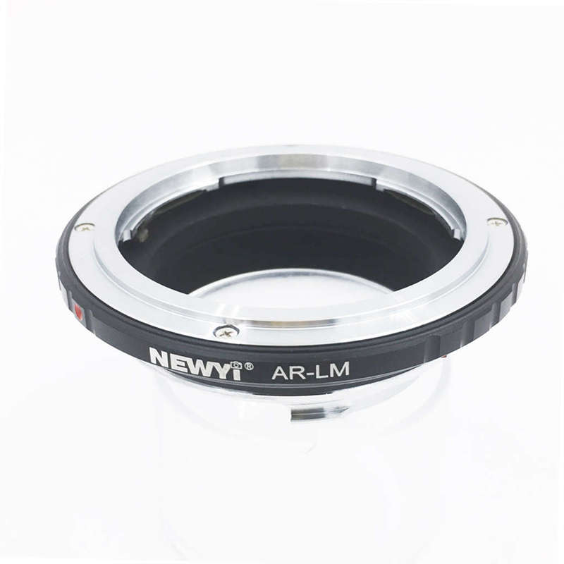 Newyi Om Lm Adapter For Olympus Om Mount Lens To Leica M Camera M240 M10 Techart Lm Ea7 camera Lens Converter Adapter Ring-in Lens Adapter from Consumer Electronics