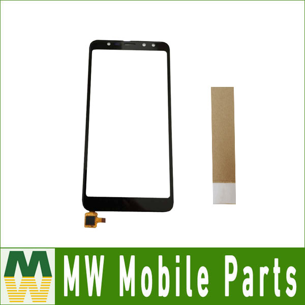 1PC/ Lot 5.5 inch For Leagoo M9 Touch Screen Touch Panel Digitizer Black color With Tape