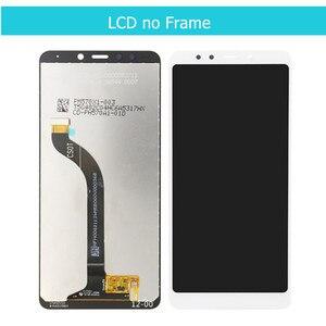 Image 2 - Original pour Xiaomi Redmi 5 LCD écran tactile numériseur assemblée avec cadre pour Xiaomi Redmi 5 affichage pièces de réparation