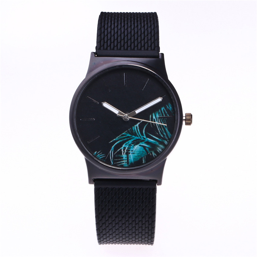 Black Flower Watch Women Watches Ladies 2018 Brand Luxury Famous Female Clock Quartz Watch Wrist Relogio Feminino Montre Femme комплект трусов emporio armani 111210 7a504 46635