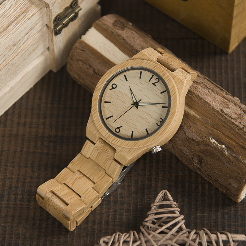 wooden bobo bird mens watches new gifts arrival (2)